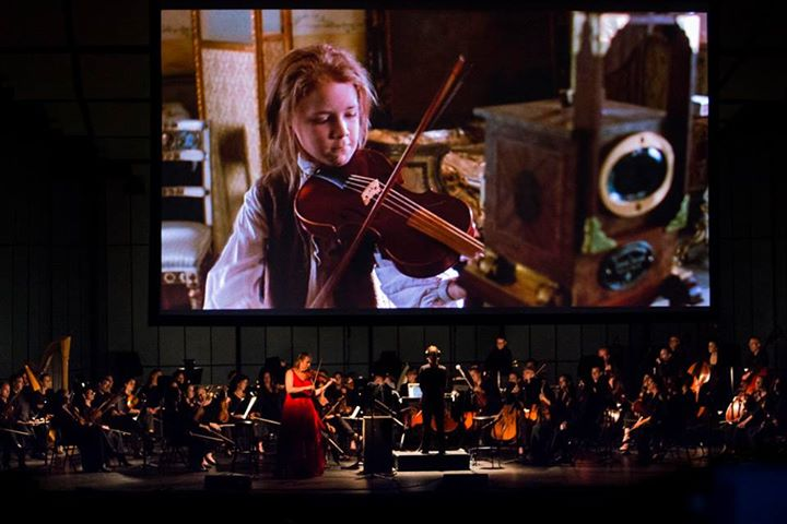 The Red Violin in Concert, New York Philharmonic